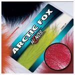 Polární liška - Artic Fox PL06 - červená