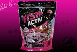 Rozpustné Boilie LK Baits Fish Activ Soluble Spice Shrimp 20mm 1kg