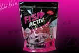 Rozpustné Boilie LK Baits Fish Activ Soluble Wild Strawberry 20mm 1kg