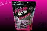Rozpustné Boilie LK Baits Fish Activ Soluble Nutric Acid 20mm 1kg
