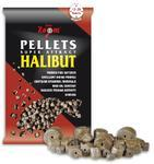Pelety Carp Zoom Black Halibut Pellets 10kg 15mm