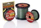 Pletená šňůra WFT NEW  KG Strong - zelená -  0,18mm 22kg 300m