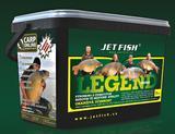 Boilies Jet Fish Legend 2,7kg - 16mm Seafood + A.C. švestka-česnek