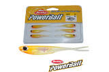 "Smáček Berkley Power Bait Drop Shot Minnow 6ks 2"" (5cm) - Chartreus"
