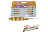 "Smáček Berkley Power Bait Drop Shot Minnow 6ks 2"" (5cm) - Native Brown"