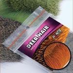 Srnčí srst - Deer Hair Hends SZ04 - oranžová