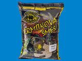 Krmítková směs CarpServis Václavík 1kg - Jahoda-Citrus