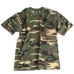 Dětské triko MIL-TEC® Woodland vel.S - 128