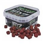 Chytací pelety Sensas IM7 Soft Pellets 60g 6mm - Amino Red