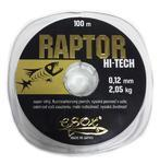 Vlasec Esox Raptor Hi-Tech 100m 0,29mm, 0,29 mm
