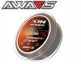 Vlasec AWA-S Ion Power Browny Carp 1200m 0,261mm 8,45kg