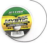 Návazcová pletená šňůra Jet Fish Black Mystic 20m 25lb