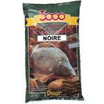 Krmení Sensas 3000 Carpes Noire - Kapr zimní černé 1kg