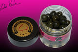 Mini Boilies v dipu LK Baits 150ml 12mm - Nutric Acid