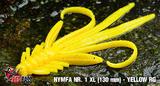 Nymfa RedBass XL 130mm - Yellow RG