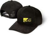 Kšiltovka Black Cat Cap