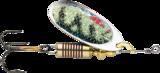 Rotační třpytka D.A.M. FZ Nature 3D - O - 4g vel.2