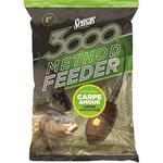 Krmení Sensas 3000 Method Feeder 1kg - Carpe Amour
