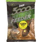 Krmení Sensas 3000 Method Feeder 1kg - Carpe Spyci