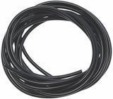 Hadička PVC CarpSystem černá 2m - 0,5mm