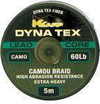 Šňůrka s olověným jádrem K-Karp Lead Core Camo 5m 60lbs