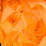 Hřbítková fólie Body Stretch 4mm BS91 - signální oranžová