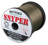 Pletená šňůra Spro Snyper - zelená - 0,15mm 10kg