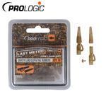 Závěs na olovo Prologic Mimicry Safety Leadclip & Tailrubber 10ks