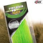 Fine hair Hends  FH98 - chartreuse signální