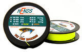 Dacron Backing Hends 100Yds 20Lb (9,1kg) - fluo oranžový