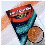 Krystal Flash KF02 - oranžově červená