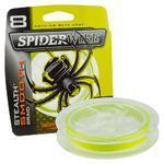 Šňůra Spiderwire Stealth Smooth 8 Yellow 150m - 7,3kg - 0,08mm