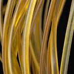 Body Glass Half Round 39 - světle olivová