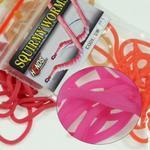 Squirmy Worms SW-41 - Růžová