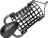 Feederové krmítko kulaté Bullet 32x44mm 20g
