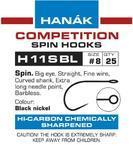 Háčky bez protihrotu Hanák H 11 SBL 25ks - 8