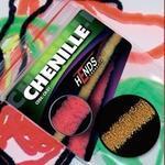 Chenille 2mm CH2216 - bronzová