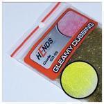 Gleamy Dubbing GD02 - žlutá fluo