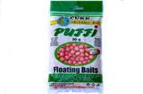 Puffi Cukk small - růžová - Česnek