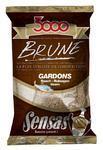Krmení Sensas 3000 Brune Gardons - Plotice hnědé 1kg