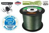 Šňůra Spiderwire Stealth Smooth 8 Green 0,08mm 7,3kg - návin