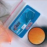 CDC peří Hends 10 - oranžová fluo