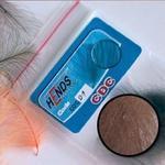 CDC peří Hends 08 - přírodní hnědá