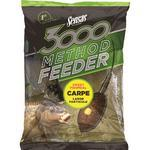 Krmení Sensas 3000 Method Feeder 1kg - Carpe