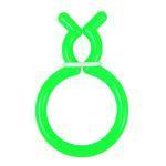 Čihátko mezi očka prutu Panáček větší - zelená