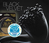 Pletená šňůra Berkley Black Velvet 300m 0,16mm 17,8kg