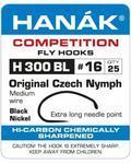 Háčky bez protihrotu Hanák H 300 BL 25ks - 12