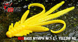 Nymfa RedBass L 80mm -Yellow RG