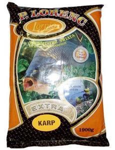 Krmení Lorpio Extra 1,9kg - Kapr - Ořech