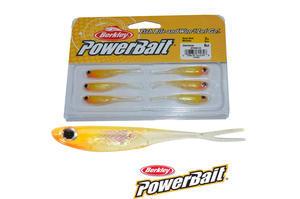 "Smáček Berkley Power Bait Drop Shot Minnow 6ks 2"" (5cm) - Chartreus - 1"